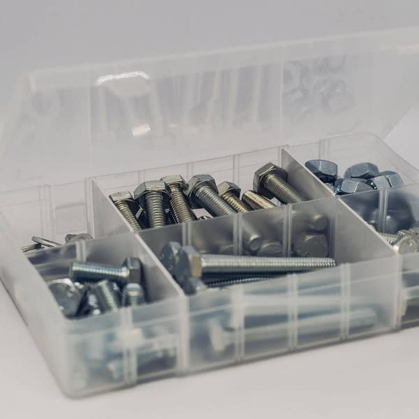Medium Divider Box (1, 3 & 5 Packs) | TG Engineering Plastics Limited