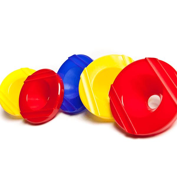 Non Spill Paint Pots Lids TG Engineering Plastics Limited