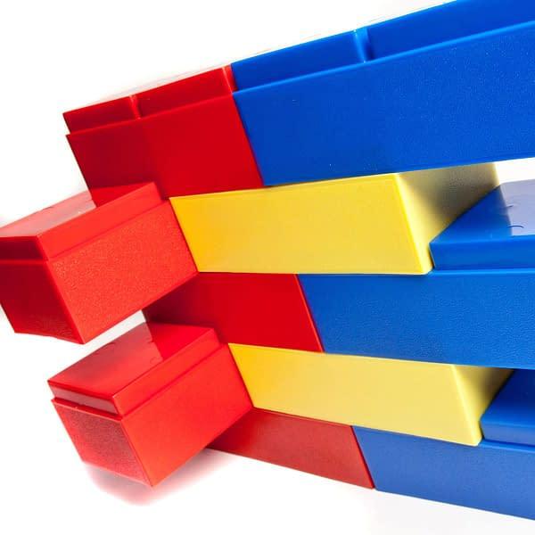 Large Plastic Building Blocks For Kids | TG Engineering Plastics Limited