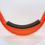 Full Face Shield Shatterproof Adjustable Reusable Clear Plastic With Comfort Sponge (x1, x5, x10 Pack) | TG Engineering Plastics Limited