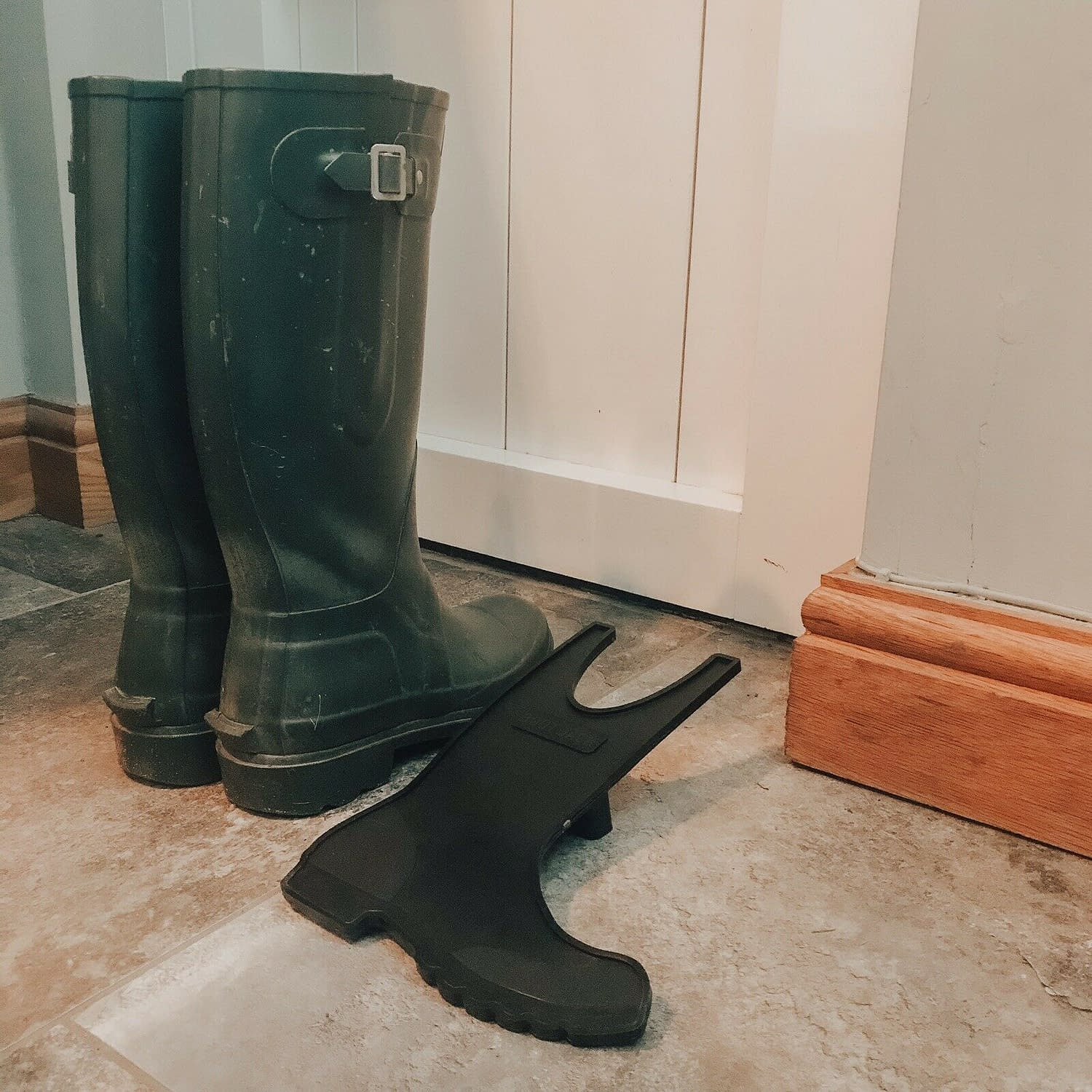 Boot Jack Welly/Walking/Riding Boot Remover Portable Remove Muddy Boots Easily | TG Engineering Plastics Limited