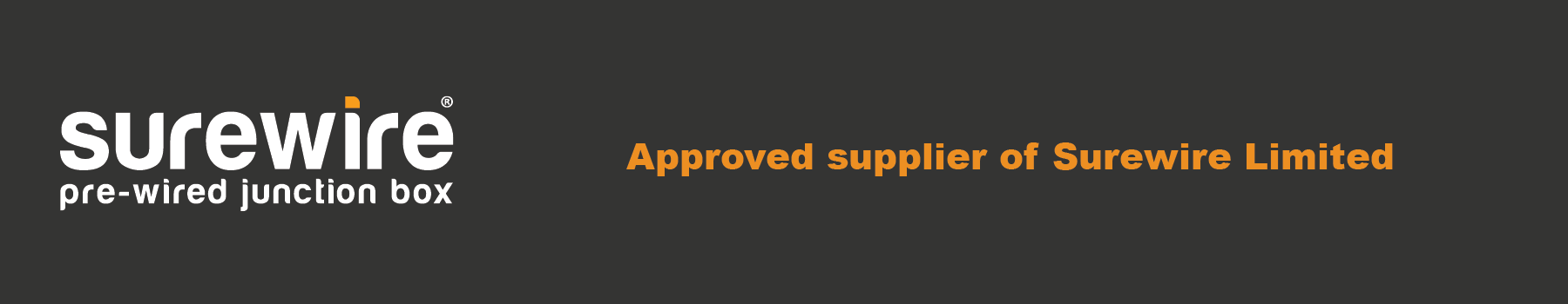 Approved Supplier Of Surewire Limited